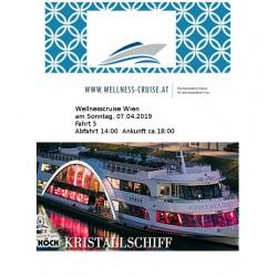 Wellness Cruise Fahrt 5 am 07.04.2019 von 14:00 - ca. 18:00